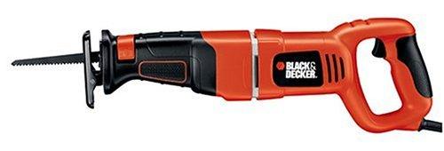BLACK+DECKER RS500 8.5 Amp Reciprocating Saw