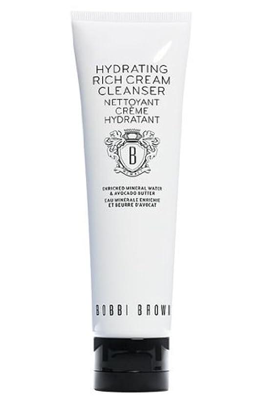 先入観トチの実の木チーフBobbi Brown Hydrating Rich Cream Cleanser (ボビーブラウン ハイドレイティングリッチクリームクレンザー) 4.2 oz (126ml)