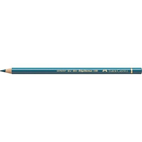 Polychromos Bleistift 155Heliotrop türkis