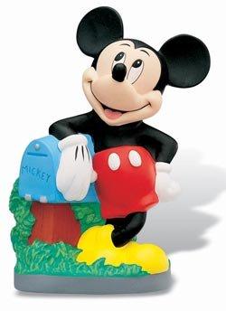 Mickey Mouse hucha Figura Caja de Ahorros Walt Disney Hucha 23cm