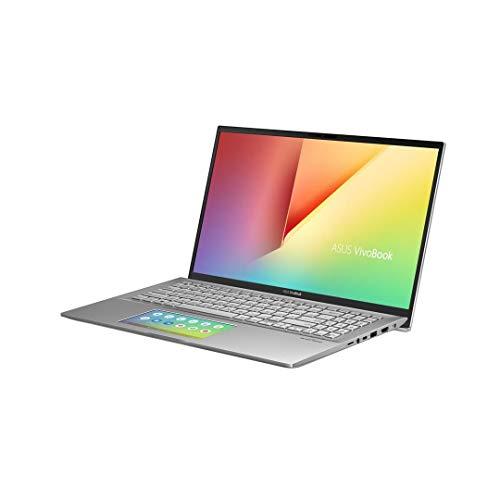 ASUS S532FA-BQ058T Vivobook S15 – S532FA-BQ058T – Silber – 15,6 Zoll FHD – Core i5-8265U – 8 GB 512 GB NVMe SSD/HD – Graphics – Win10 Home – Tasche, Maus
