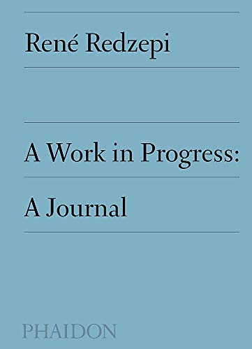 A Work in Progress: A Journal (Food Cook)
