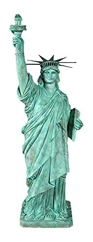 自由の女神 ビッグフィギュア H120cm ニューヨーク USA スタチューオブリバティ ポリレジン 置物 店舗 装飾 かっこいい 人形 大きい キャラクタードール 西海岸風 インテリア アメリカン雑貨