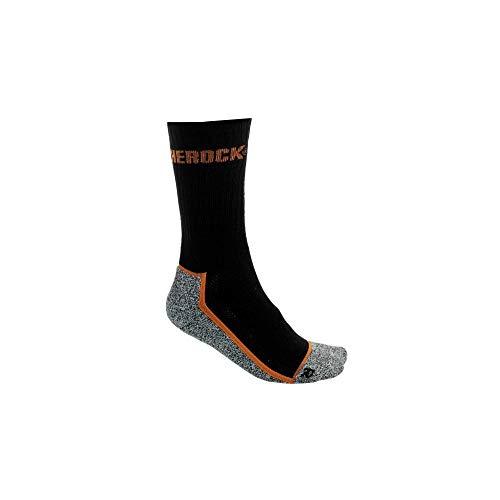 HEROCK® Workwear - HEROCK® Chaussettes CARPO - BLACK, 35/38