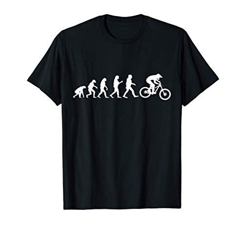 Downhill mountain bike mtb bike bicicletta mountain bike Maglietta