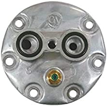 Sanden GV Rear Head, SD708, 709, 7H15 GM Horizontal Pad
