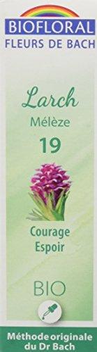 Biofloral Elixir Larch n° 19 Mélèze 20ml