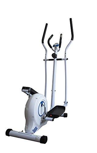 Ixo Sport 401Bicicleta elíptica para Adulto, Color Blanco