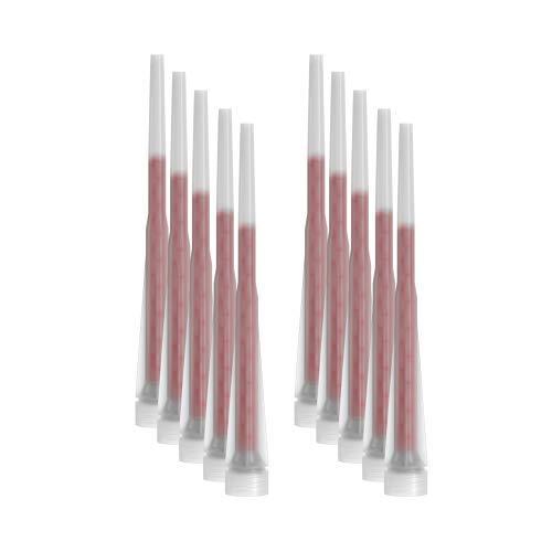 fischer 545853 MR FIS Mixer Red Plus Statikmischer für Injektionsmörgel, Weiß