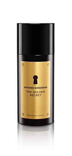 Antonio Banderas The Golden Secret - Desodorante Spray 150ml