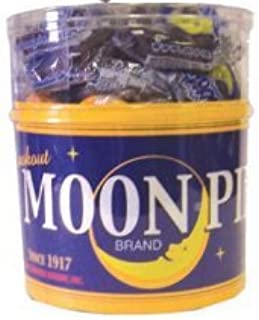 Original Mini MoonPie 36-Count Tub - Variety of flavors available!! (Salted Caramel)