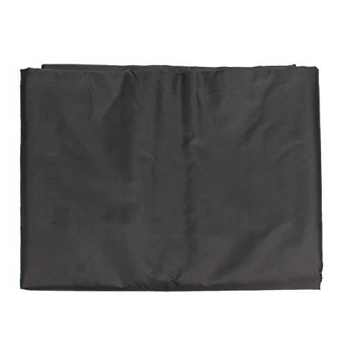 FEIYI Camping 3.3x2.2x0.9M Cubierta Impermeable Anti-Polvo UV Protección Para 8 Plazas Muebles al Aire Libre Patio