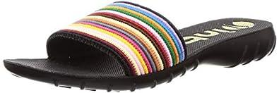 inblu Women's 3843 Multi Colour Fashion Sandals