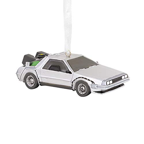Hallmark Christmas Ornament, Back to the Future Time Machine
