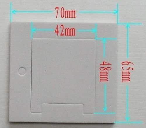 ZTSHBK NEW before selling ☆ 10pcs Cooling Film Heat Insulation Phoenix Mall 48m pad 42 Measurement