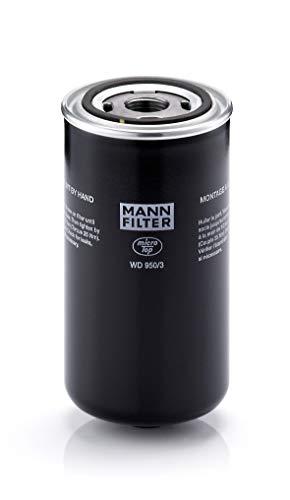 Original MANN-FILTER Ölfilter WD 950/3 – Getriebefilter – Für PKW und Nutzfahrzeuge
