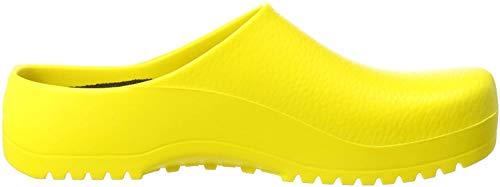 BIRKENSTOCK Professional Clog Super Birki Yellow Flower Gr. 35-43 068591, Größe + Weite:42 normal