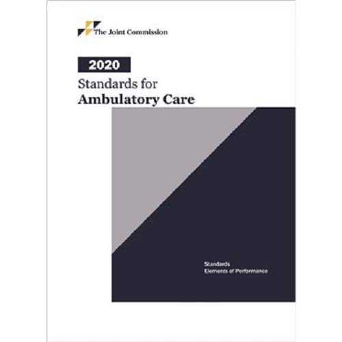 317RrUp7gPL - Standards for Ambulatory Care 2020