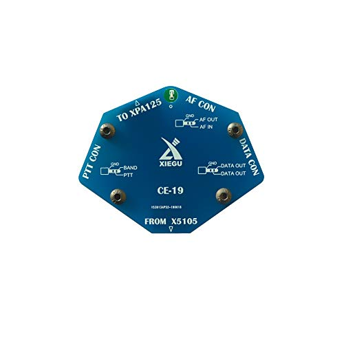 Xiegu CE-19 Data Interface Expansion Card Products (X5105 and G90 ect.) Acc PTT SJR PA
