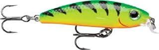 Rapala Ultra Light Minnow 06 Fishing lure, 2.5-Inch, Firetiger