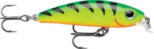 Rapala Ultra Light Minnow 04 Fishing lure, 1.5-Inch, Chrome