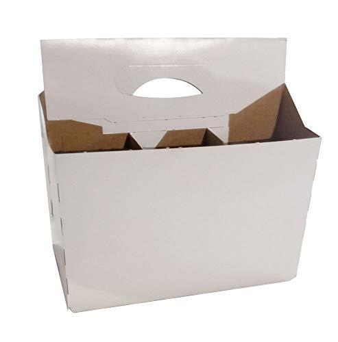 Paquete de 6 unidades de cartón de 12 onzas para cerveza/refrescos de C-Store...