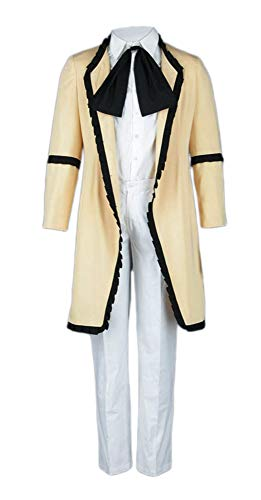 Chong Seng CHIUS Cosplay Costume Outfit for The Servant of Evil Kagamine Len Version 1
