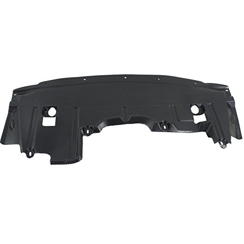 Engine Splash Shield Plastic Engine Under Cover Front compatible with Nissan Altima