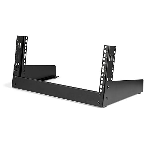 startechcom desktop rack 4 he