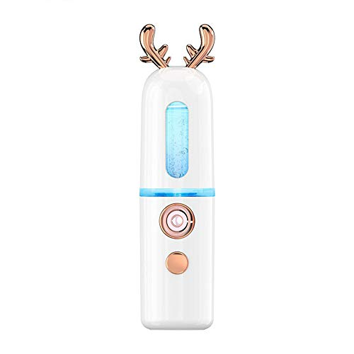 YXB Nano Spray Water Meter, Gezicht Handheld Luchtbevochtiger, Stoom Gezicht Schoonheid Apparatuur