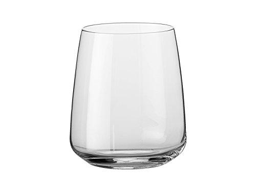 Bormioli Rocco Nexo Set Bicchieri Acqua, 6 unità