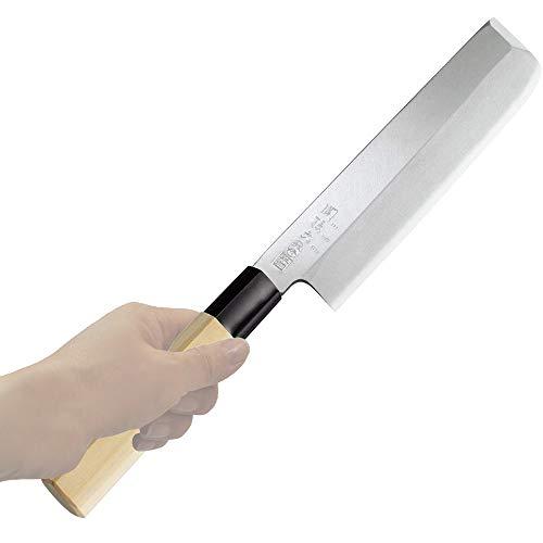 貝印『関孫六銀寿本鋼和包丁薄刃(AK-5212)』