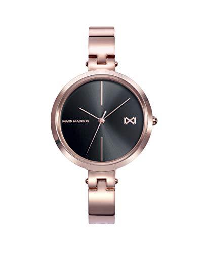 Reloj Mujer Mark Maddox Acero Rosa.MM0113-57