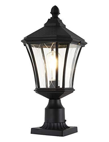 Outdoor Post Light Fixture, 20