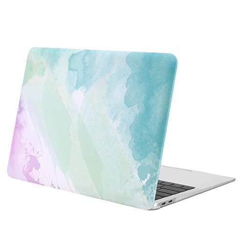 MOSISO Funda Dura Compatible 2019 2018 MacBook Air