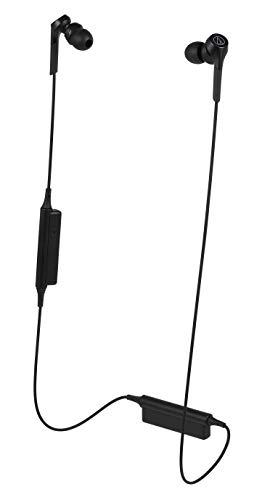 audio-technica SOLID BASS 重低音 ワイヤレスイヤホン ブラック ATH-CKS550XBT BK