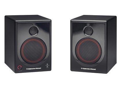 Cerwin Vega XD5 Active Studio Monitor Speakers
