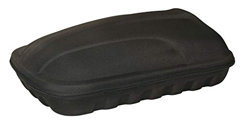 """3D MAXpider Shell ROOF Box with Rack Size:M 47.2""""x29.5""""x10.2"""" (120x75x26cm) Black"""