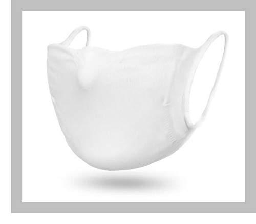 3 Stück Abdeckungen für Mund / Nase, aus Polyester für den Einkauf / Demo und Sonstiges