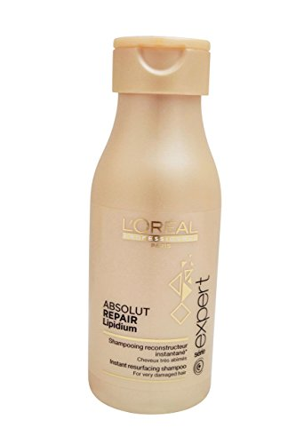 Loreal Serie Expert Absolut Repair Lipidium Shampoo 3.5 OZ by L'Oreal Paris