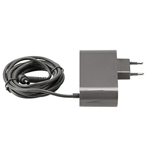 POHOVE Cargador compatible con cargador Dyso-n V10, cargador Dyso-n V11, cargador de batería adaptador de aspiradora, fuente de alimentación inalámbrica para aspiradora, cable de 1,8 m de largo