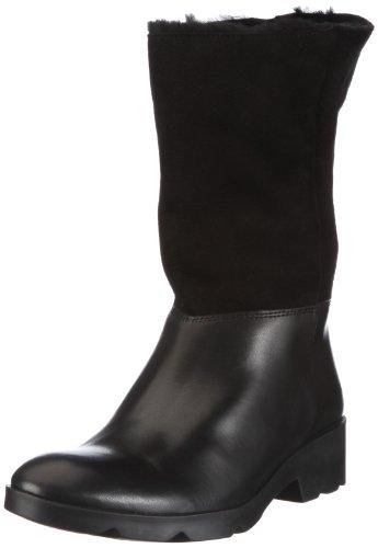 CINQUE Shoes Elise 106356, Damen Stiefel, Schwarz (nero 100), EU 41