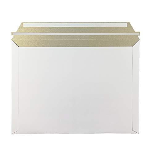 厚紙封筒 メールサイズ 高24CM 幅33.2CM 50枚入り クリックポスト ゆうパケット ネコポス ゆうパック ヤマト運輸対応ビジネスレターケース ワンタッチ貼付テープ 開封テープ付き