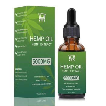 CB-001 オーガニックヘンプオイル(ヘンプシードオイル) 100%、HEMP EXTRACT 30mL 高濃度5000mg 1本 麻 麻種子油 麻ペースト