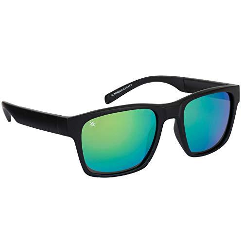SHIMANO Angelbrille Polarisationsbrille - Sunglass Yasei Mehrfarbig Multicolor
