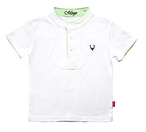 Mogo.cc, Body oder Shirt PFOADL (122/128, 7-8 Jahre, kXL, Shirt KA grün)