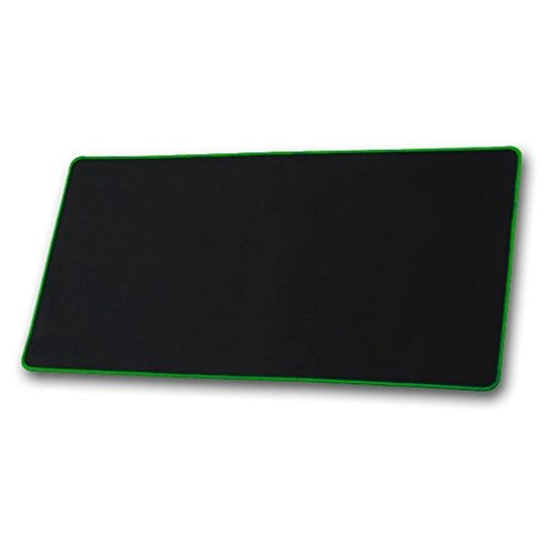 23'x12' Functional Large Mouse Pads Non-Slip Rubber Base Official Mouse Pad Game Mouse Pad Gaming Mouse Mat (Green)