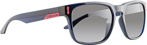 Dragon DR513S Monarch Monturas de gafas, Azul (Rose Crystal Navy), 55.0 para Hombre