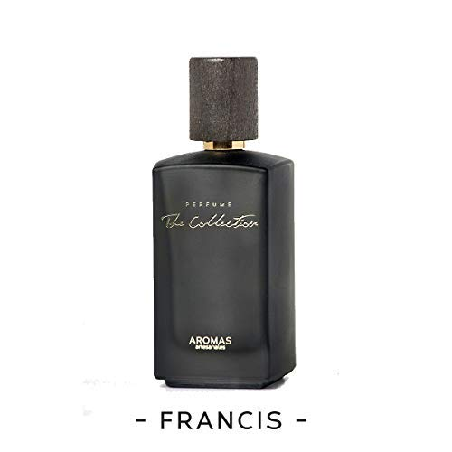 AROMAS ARTESANALES - Eau de Parfum Francis | Perfume con vaporizador para Hombres | Fragancia Masculina 100 ml | Distintos Aromas - Encuentra el tuyo Aquí