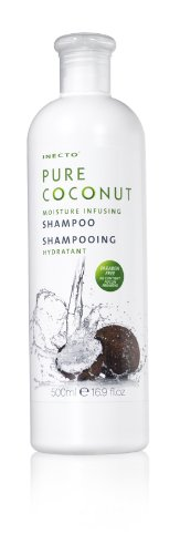 Inecto Shampooing noix de coco pure 500 ml